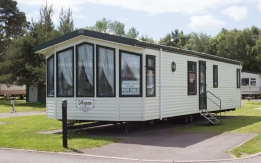 2003 Willerby Aspen 37ft x 12ft, 2 bedrooms