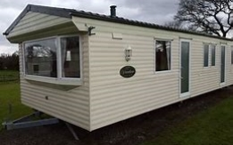 2007 Willerby Vacation 35ft x 12ft, 3 bedrooms
