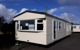 Centrally Heated & Double Glazed Caravan For Sale