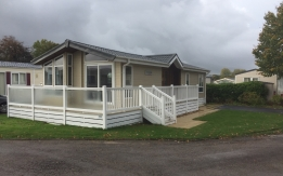 ** Luxury lodge ** Willerby New Hampshire