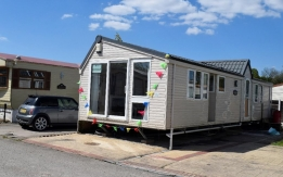 Static Caravan For Sale * RARE MODEL *