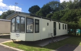 Willerby Aspen 3 bedroom static caravan