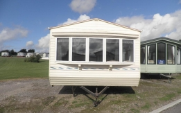 Willerby Leven DG GCH for sale at Riverside.  LA3 3ER